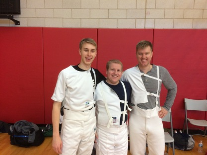 River City Fencing at Ball State